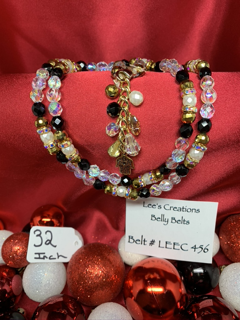 Egyptian Jewels Christmas Collection - Belt #456 LEEC (32.0in)